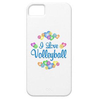 Amo voleibol iPhone 5 Case-Mate cobertura