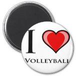 Amo voleibol imanes
