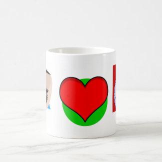 Amo voleo taza