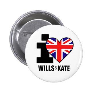 Amo voluntades y el botón de Kate