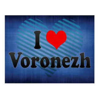 Amo Voronezh, Rusia Tarjetas Postales
