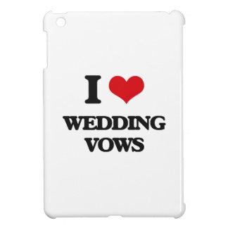 Amo votos de boda