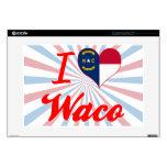 Amo Waco, Carolina del Norte Skins Para Portátiles