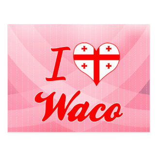 Amo Waco, Georgia Postal