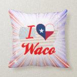Amo Waco, Tejas Almohada
