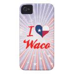 Amo Waco, Tejas iPhone 4 Carcasa