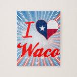 Amo Waco, Tejas Rompecabezas