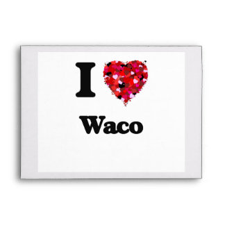Amo Waco Tejas Sobres