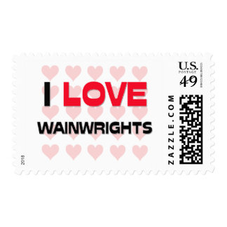 AMO WAINWRIGHTS FRANQUEO