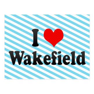 Amo Wakefield, Estados Unidos Postal
