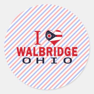 Amo Walbridge Ohio Etiquetas
