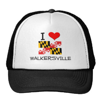 Amo Walkersville Maryland Gorras De Camionero