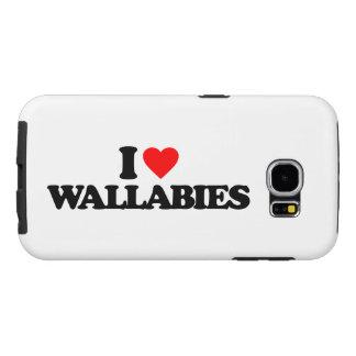 AMO WALLABIES FUNDA SAMSUNG GALAXY S6