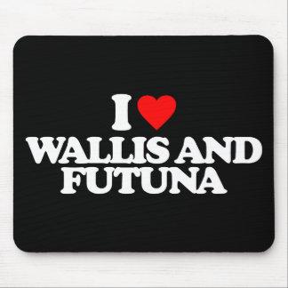 AMO WALLIS Y FUTUNA ALFOMBRILLAS DE RATÓN