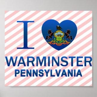 Amo Warminster, PA Poster