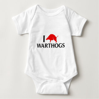 Amo Warthogs Body Para Bebé