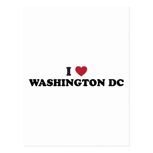 Amo Washington DC Postal