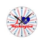 Amo Washington, Luisiana Reloj