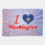 Amo Washington, New Hampshire Toallas