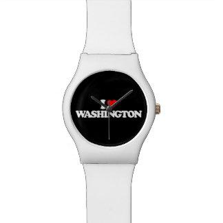AMO WASHINGTON RELOJES DE MANO