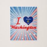 Amo Washington, Wisconsin Puzzles
