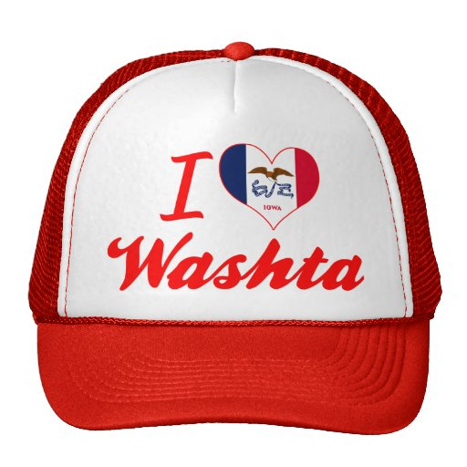 Amo Washta, Iowa Gorro