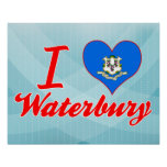 Amo Waterbury, Connecticut Poster