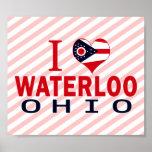 Amo Waterloo, Ohio Posters
