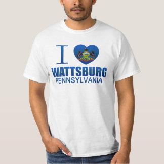 Amo Wattsburg, PA Playera