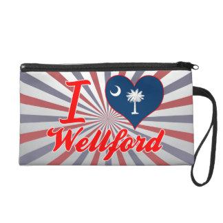 Amo Wellford, Carolina del Sur