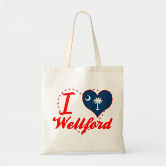 Amo Wellford, Carolina del Sur Bolsa