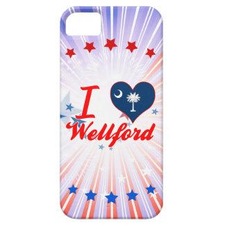 Amo Wellford, Carolina del Sur iPhone 5 Coberturas