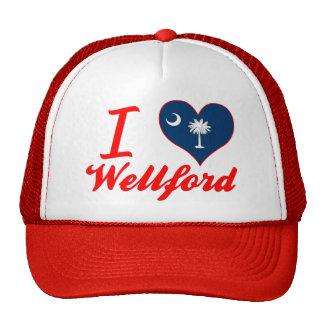 Amo Wellford, Carolina del Sur Gorros Bordados