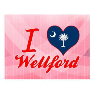 Amo Wellford, Carolina del Sur Postal