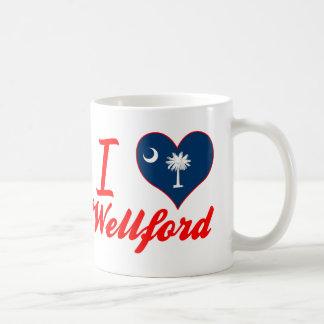 Amo Wellford, Carolina del Sur Taza