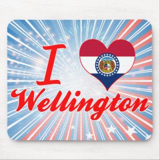 Amo Wellington, Missouri Tapete De Ratones