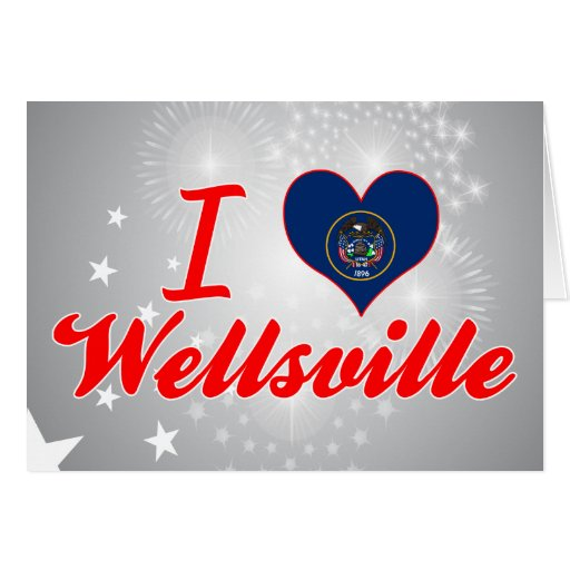 Amo Wellsville, Utah Tarjetas
