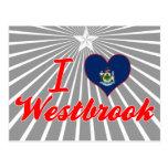 Amo Westbrook, Maine Postal