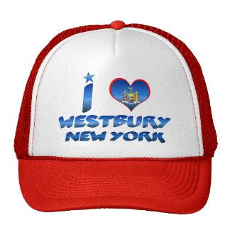 Amo Westbury, Nueva York Gorras De Camionero