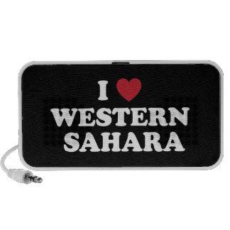 Amo Western Sahara iPhone Altavoz