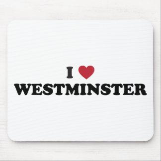 Amo Westminster Colorado Tapete De Ratón