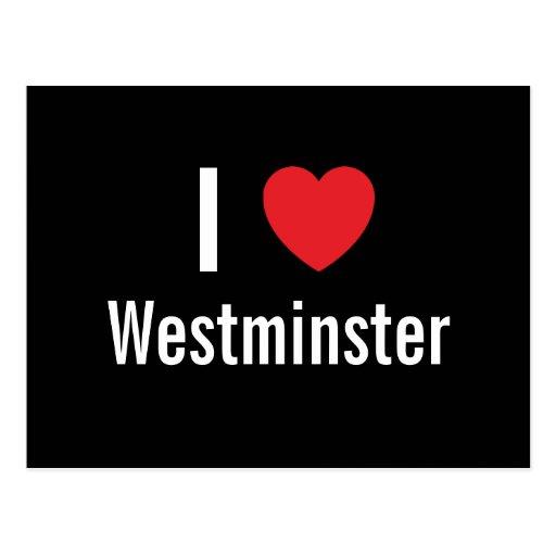 Amo Westminster Postal
