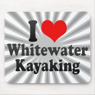 Amo Whitewater Kayaking Tapete De Raton