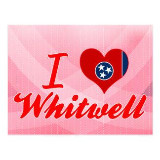 Amo Whitwell, Tennessee Postal