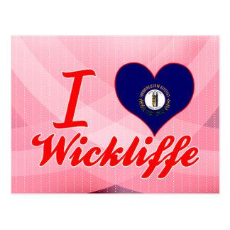 Amo Wickliffe, Kentucky Postales
