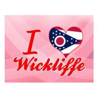 Amo Wickliffe, Ohio Postales