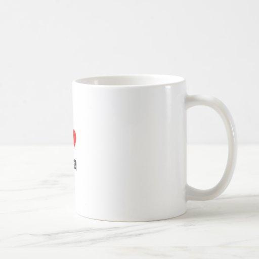 amo willa taza de café
