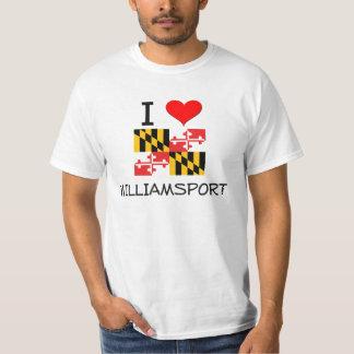 Amo Williamsport Maryland Playera