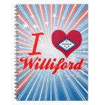 Amo Williford, Arkansas Libro De Apuntes