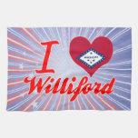 Amo Williford, Arkansas Toalla